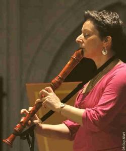 Nathalie ROTSTEIN-RAGUIS flûtiste